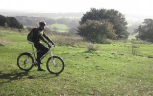 Mountain Bike Led Rides with Fit In No Time