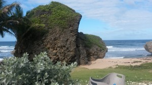 The Beach at Bathsheba
