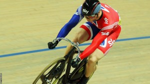 Chris Hoy-with 6 Olympic and 11 World Championship Gold medals is he Britain's most consistent performer?