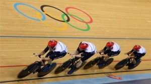GB Team pursuit squad work on every aspect of performance no matter how small